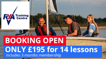 rya learn to sail
