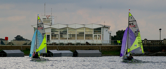 Topper Open at Island Barn Reservoir Sailing Club