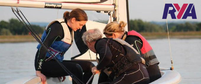 RYA Dinghy Instructor Course