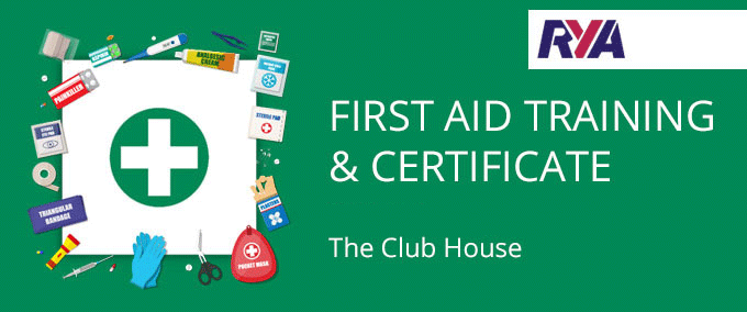 RYA First Aid Course 2020