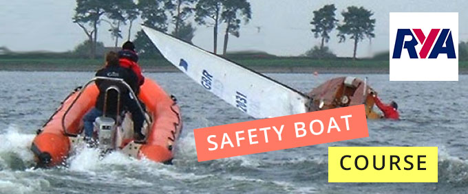 RYA safety boa -course