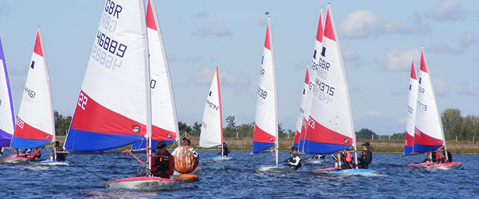 sailing school regatta