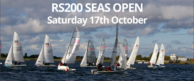 rs200 seas open october 2020