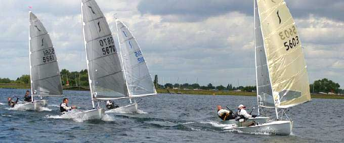 solo open sailing