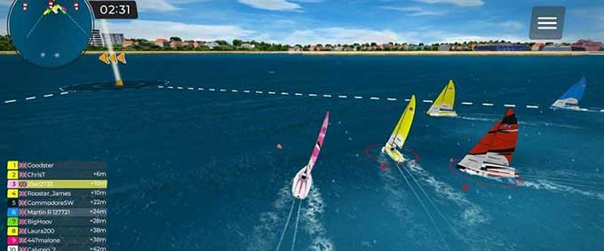 IBRSC Virtual Regatta