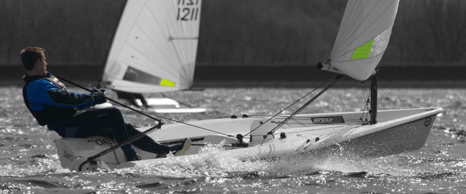 rs aero winter sailing