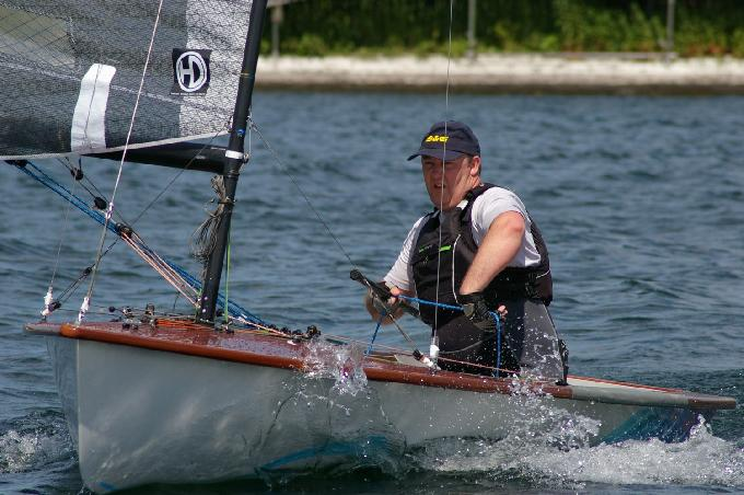 Working hard - event winner Ian Sullivan at the IBRSC Phantom Open 2013.JPG