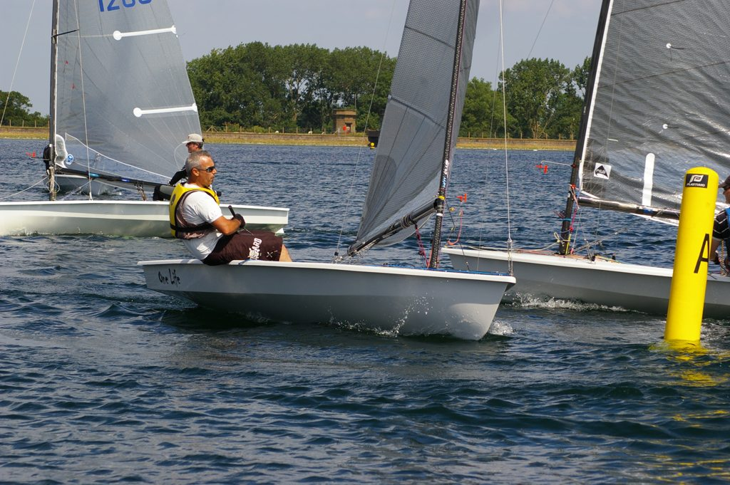 Windward markaction at the IBRSC Phantom Open