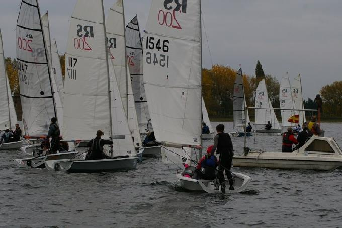 Start Sequence at RS200 Inlands IBRSC (c) Jim Champ