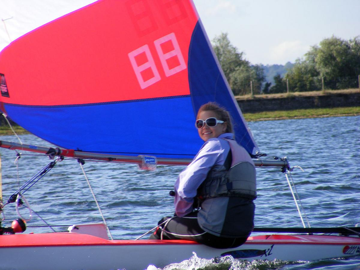 Topper Open 2012 Island Barn Reservoir Sailing Club 0086