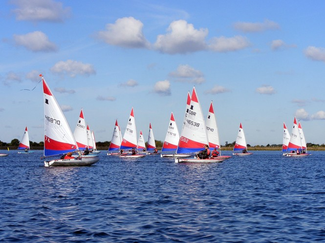 2017 Junior RYA Courses