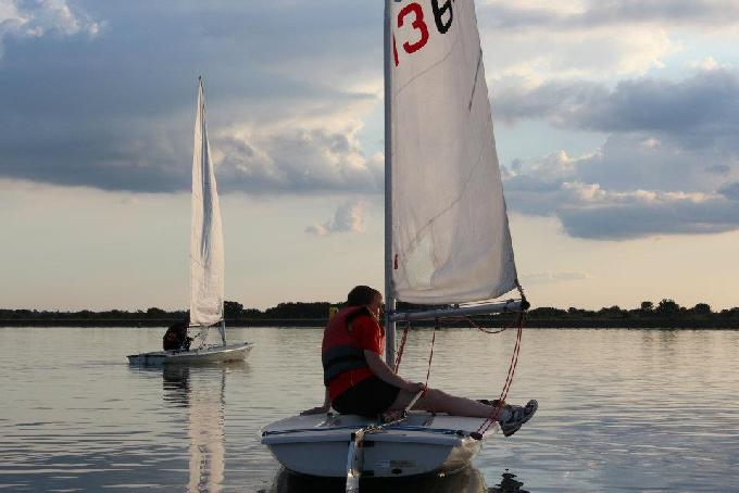 trysail and islandbarn reservoir sailing club 001