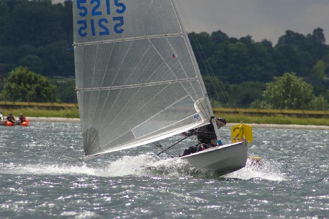 Gareth Griffiths rounding Mark Two