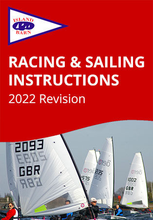 Sailing Instructions