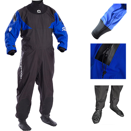 Drysuits for sailing