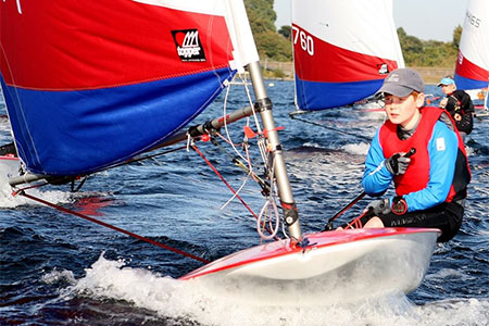 IBRSC junior sailing school