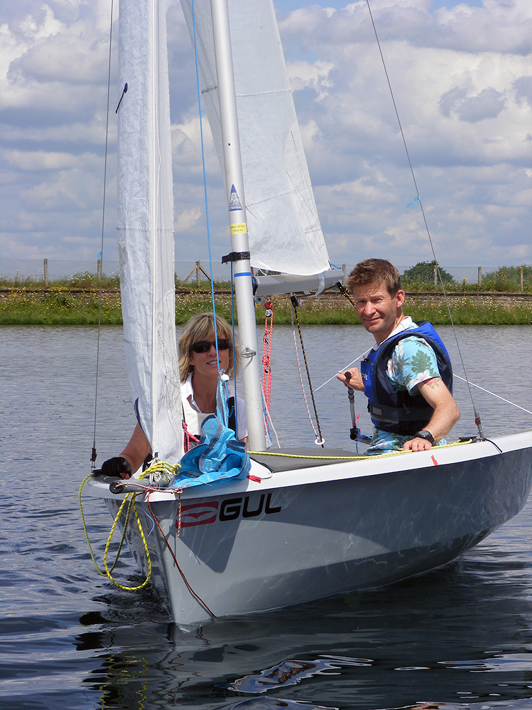 RYA Sail4Gold Island Barn Rservoir Sailing Club 007