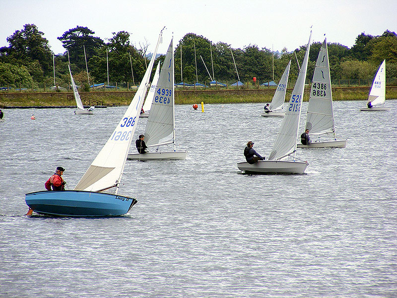 Solo Sailing Open 2011 0067 (C)Nick Marley