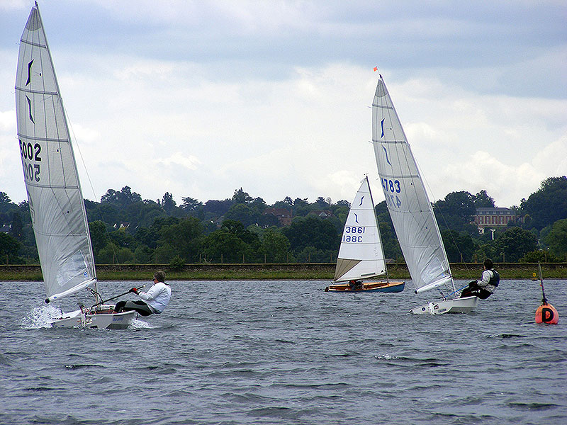 Solo Sailing Open 2011 0126 (C)Nick Marley