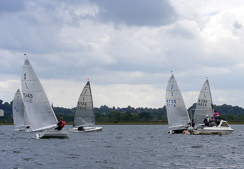 Solo Sailing Open 2011 0146 (C)Nick Marley