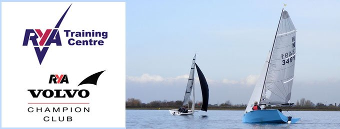 Island Barn Reservoir Sailing Club - Open Day