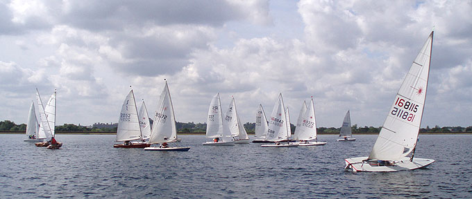 Summer Special at Island Barn Reservoir Sailing Club