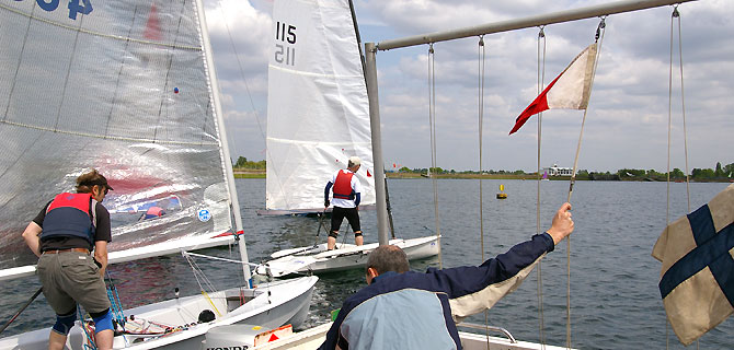island barn reservoir sailing dinghy club racing results