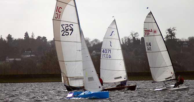 island barn reservoir sailing club handicap racing