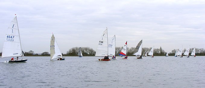 the winter fleet