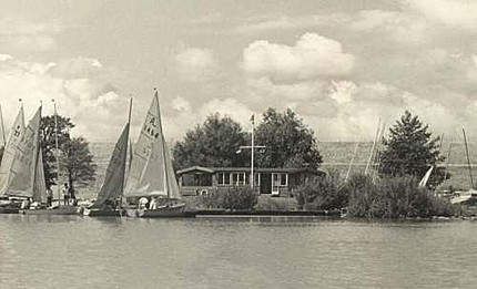 Island Barn Sailing Club - 1959