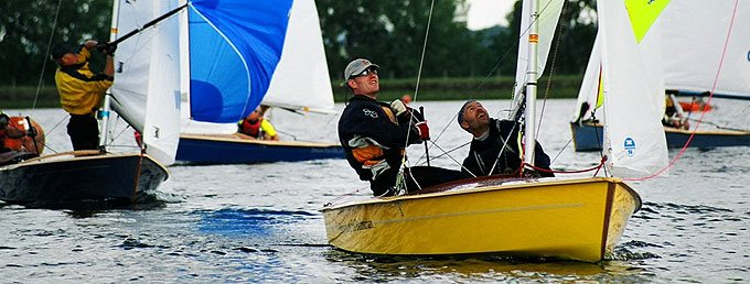 Scoprion Open at Island Barn Reservoir Sailing Club