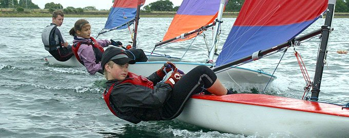 Topper Team Racing, Island Barn Reservoir Sailing Club
